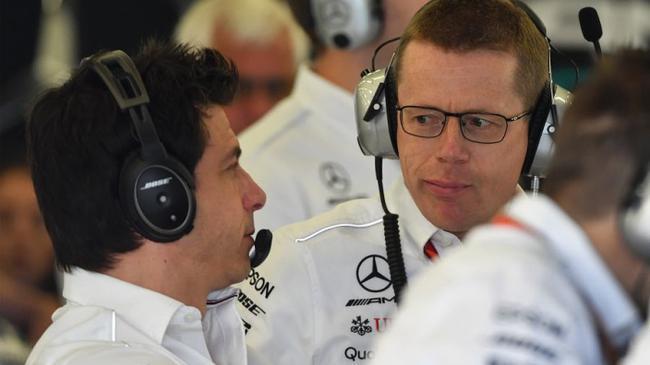 梅赛德斯AMG高性能动力链(HPP)前主管安迪-科威尔