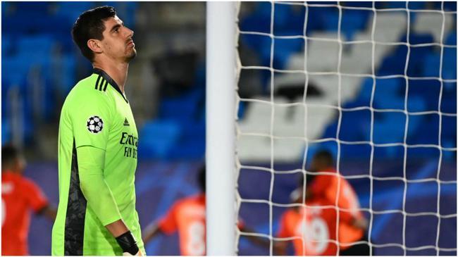 耻辱!皇马刷新下限 欧冠主场首次半场0-3落后