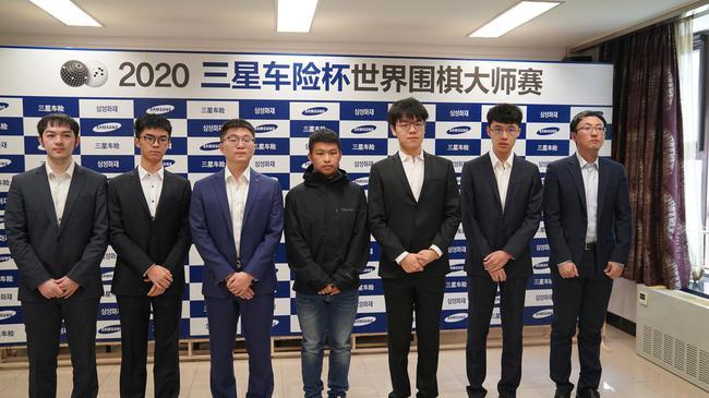 中国棋手6人晋级八强