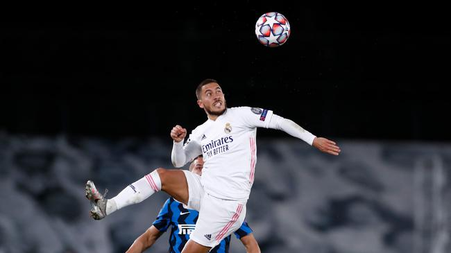 皇马1亿巨星延续欧冠进球荒 52场比赛只打进8球