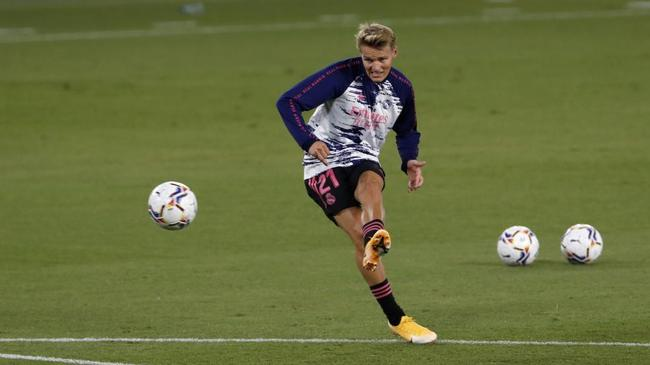 皇马头疼!皇马球员厄德高将在周日返回马德里