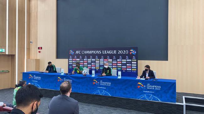 热内西奥:要学领先后如何控制比赛 亚冠每场都困难