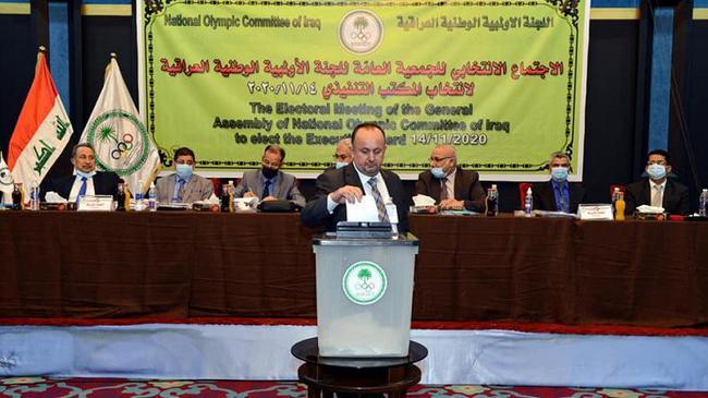因选举成果存疑 IOC冻结伊拉克奥委会作业机制