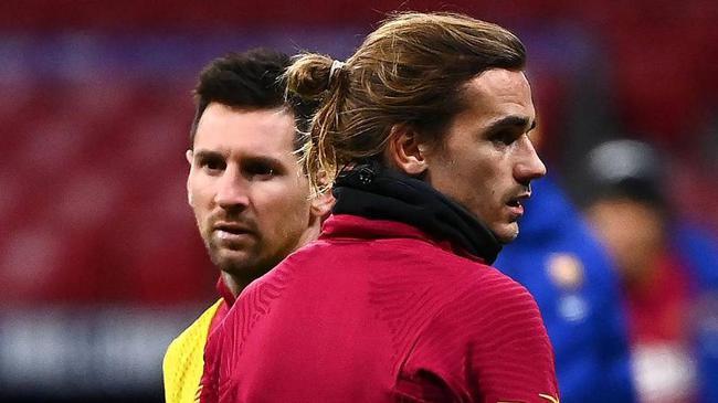 范巴斯滕批判梅西:情况太差了 在场上漫无目的