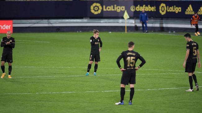 西甲从未有落后12分逆转夺冠 巴萨基本上告别冠军