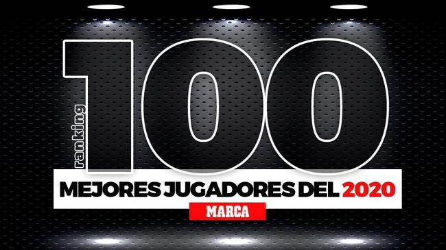 西班牙《马卡报》出炉了2020年度足坛100大球星
