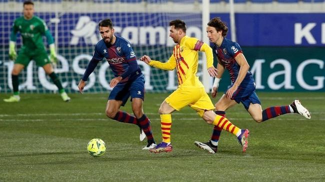 梅西收获职业生涯第300次助攻 巴萨依然只能靠他