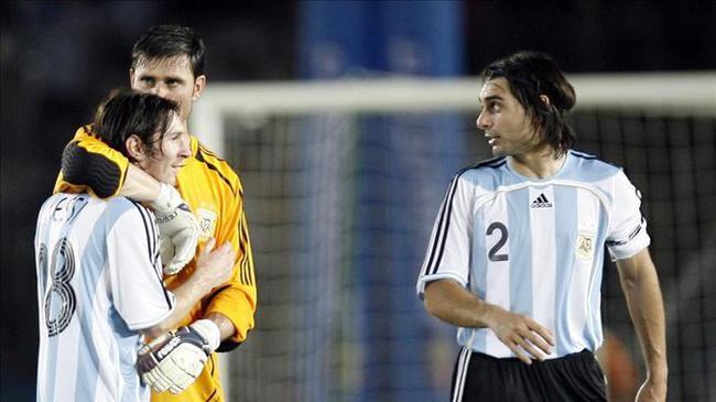 盼命运能垂青梅西 他比谁都盼望国家队夺冠