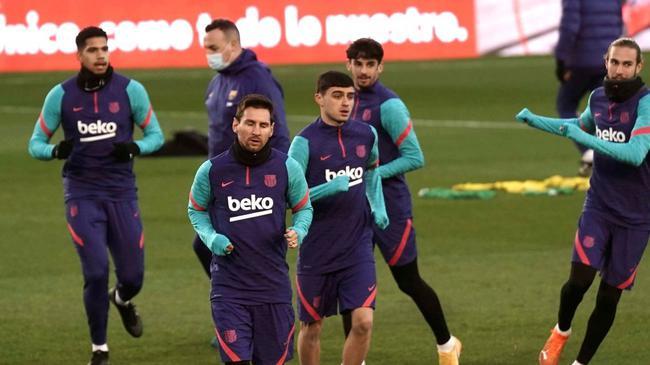 梅西怕自己因伤错过西部超级杯决赛 巴塞罗那相信他能赶上来
