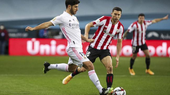 阿森西奥:对方手球裁判没有踢皇马,还有其他进球