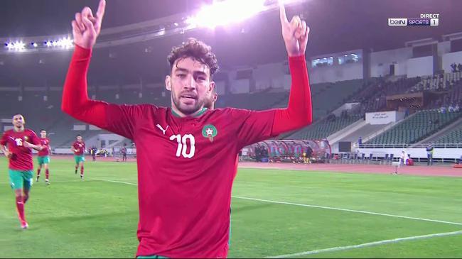 第一人?穆尼尔代表西班牙出场后又为摩洛哥队进球