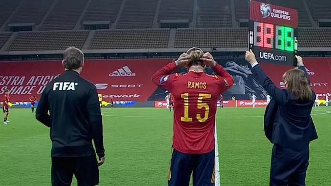 【博狗体育】世预赛-曼城边锋连场进球 巴萨双星助攻西班牙3-1