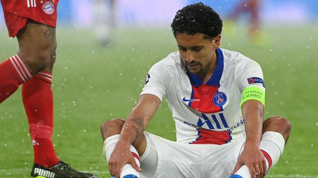 巴黎队长肯定无缘出战拜仁 维拉蒂需接受赛前体检