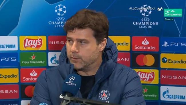 波切蒂诺:丁丁进球是转折点 我不会批评自己球员
