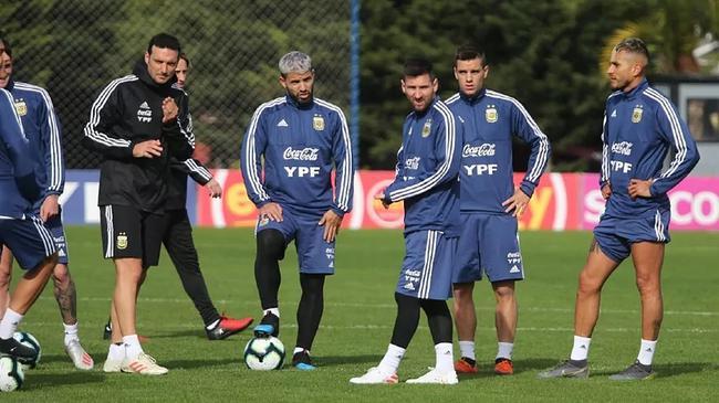 阿主帅:阿根廷终将获得奖杯 梅西没干涉排兵布阵