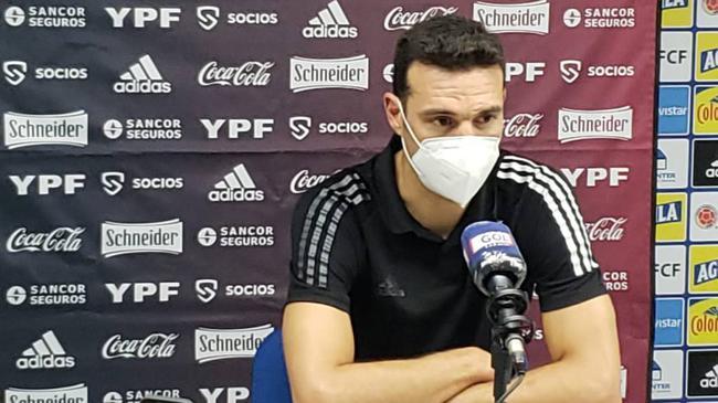 阿根廷主帅:我们控制了比赛  没获胜但配得上拿3分