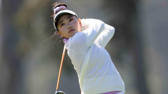 李亿持外卡角逐美迪惠尔锦标赛 连续出战LPGA
