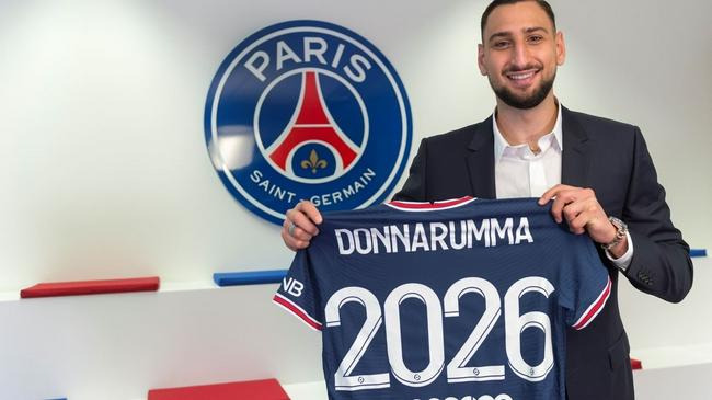 【博狗扑克】官方:唐纳鲁马自由加盟巴黎圣日耳曼 双方签约5年