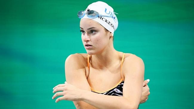 【博狗扑克】夺金头号热门退出女子200米混合泳 专注仰泳和接力