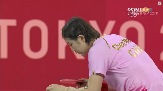 陈梦时代到来!最年长奥运女单冠军 大满贯仅差1步