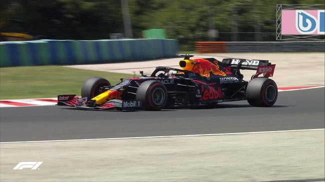 F1匈牙利站FP1:维斯塔潘圈速霸榜 汉密尔顿P3