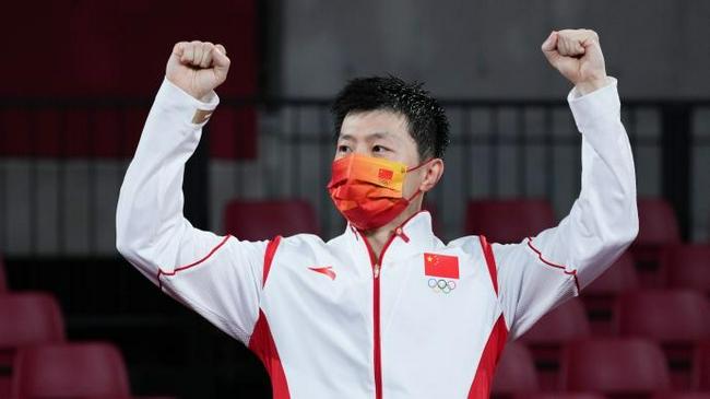刘国梁:混双金牌是对东道主的回报 中日重塑时代