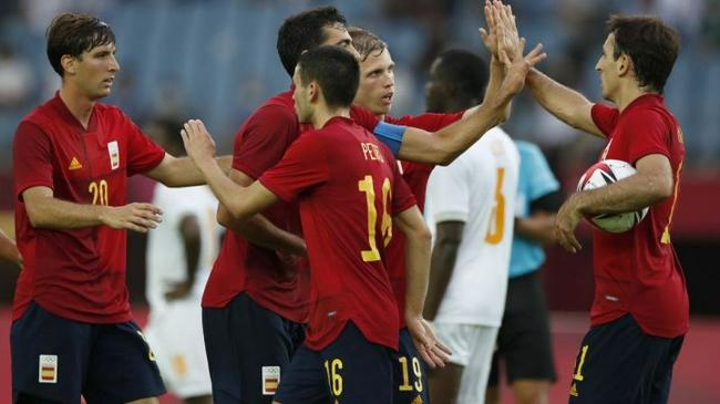 米尔帽子戏法!西班牙加时5比2淘汰科特迪瓦进4强
