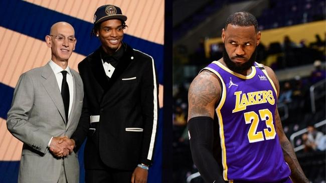 布朗尼前队友进NBA谈将与詹姆斯对阵:会很疯狂