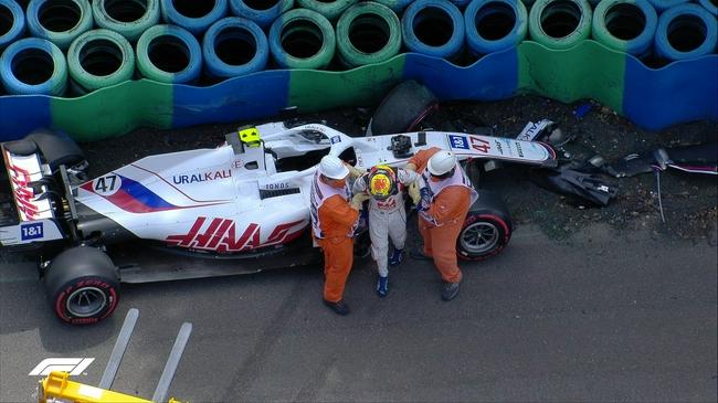 F1匈牙利站FP3:汉密尔顿圈速最快 米克高速上墙