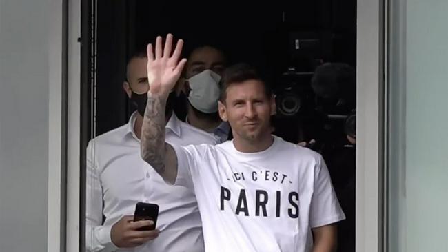 加媒:梅西在巴黎的第一个画面让巴萨球迷很伤心