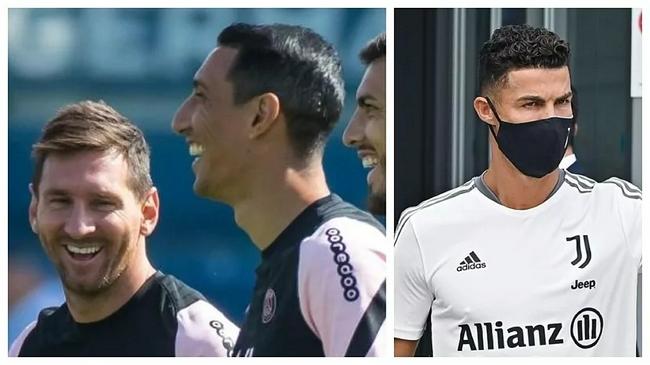 迪玛利亚:梅西胜过所有球星  C罗没能来肯定郁闷