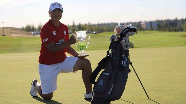 盘旋乌鸦锦标赛钱佩芸夺冠 实现LPGA二级赛第三胜