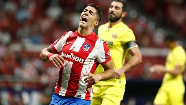 马竞宣布苏亚雷斯膝盖受伤 乌拉圭两大前锋缺席世预赛
