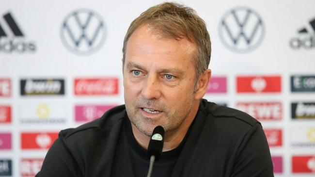 弗利克:德国必须找回门前信心 说我和萨内不和是瞎扯