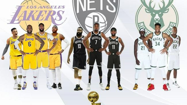 NBA新赛季大势:常规赛恢复82场 三强争冠格局