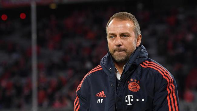 拜仁官方宣布弗里克留任!作为主帅带队至赛季末