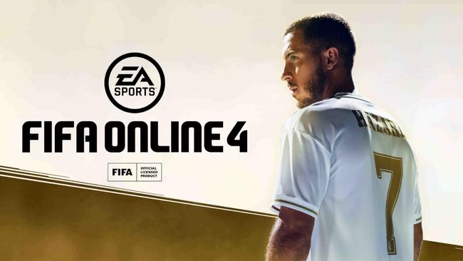 EA Sports FIFA封面人物阿扎尔