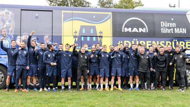 第五级其他迪伦队将在德国杯中对阵拜仁