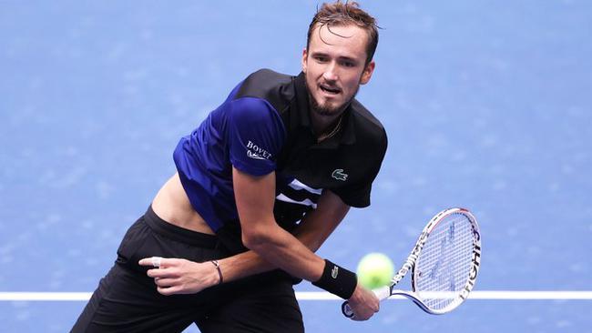 2020年ATP维也纳赛继续进行首轮的比赛