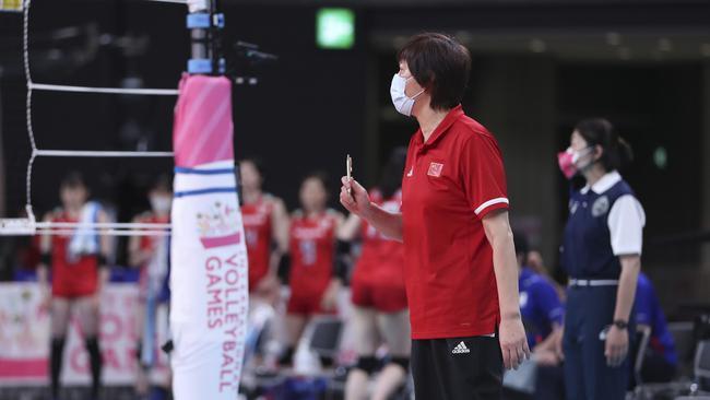 郎平没有探到美国女排底牌 中国女排七连胜后还有哪些隐忧?