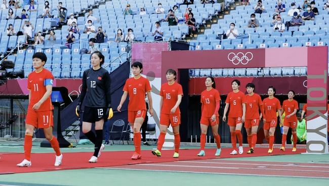 水庆霞率女足奥运联合队备战全运 陈巧珠因伤被替