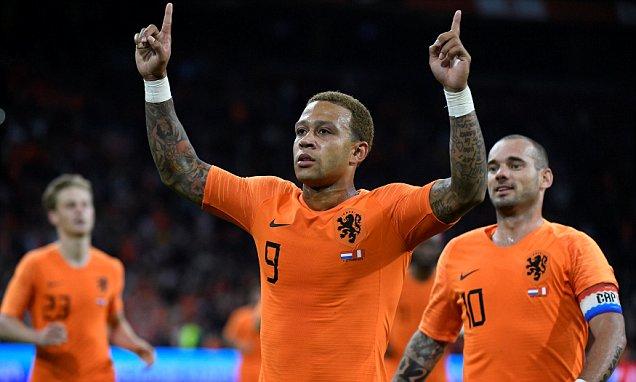 德佩发威,荷兰逆转胜