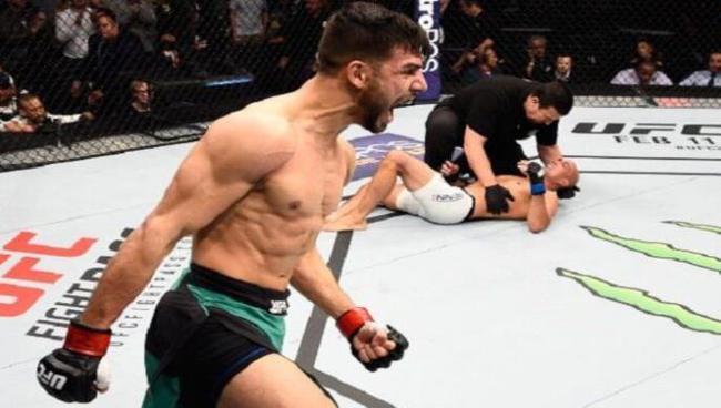 亚尔-罗德里格兹重回八角笼 UFC228对决俄新星扎比特
