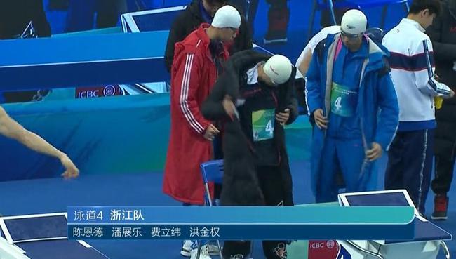 核心缺席竞争力不足 这项目退出中国游泳奥运重点