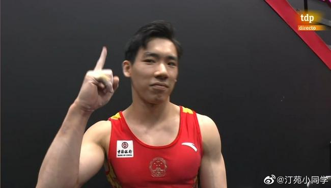 东京遗憾北九州弥补 张博恒从替补到冠军的三级跳