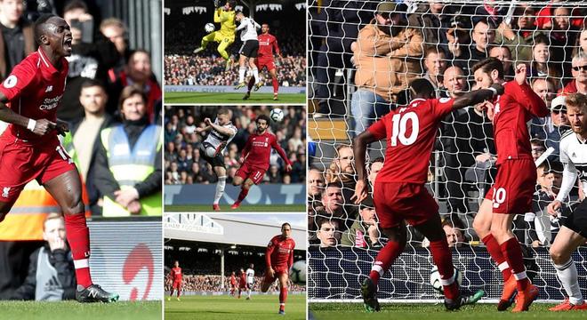 英超-杀星连场进球又造点 利物浦2-1客胜 2分领跑