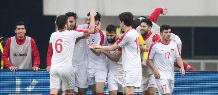 别让叙利亚足球成为遮羞布