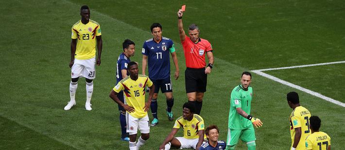 日本足球与中国足球,鲜明对比