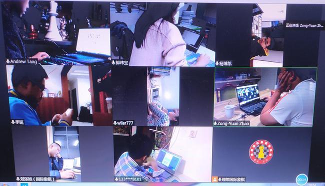海选赛视频监局画面