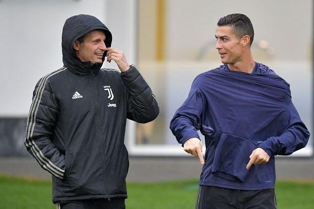 阿莱格里:C罗不再想为尤文踢球 他走后生活还要继续